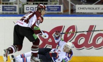 Tihonovs uzteic Rīgas 'Dinamo' spēli aizsardzībā