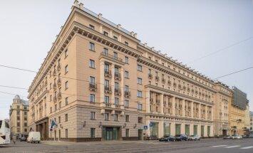 Latvijas tūrisma kampaņa un jaunā 'Kempinski' viesnīca Rīgā nominēta augstākajam nozares apbalvojumam