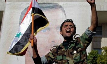 Ķīmiskie ieroči: Kas ir Sīrijas krājumā?