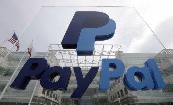 Kiberuzbrukums radījis 'PayPal' sistēmas traucējumus, atzīst uzņēmums
