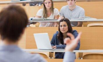 LU studijas uzsākuši 110 ārvalstu studenti; visvairāk no Uzbekistānas