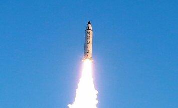 ANO Drošības padome nosoda Ziemeļkoreju par raķetes izmēģinājumu