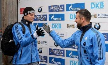 LOV ziemas sporta veidu pamatsastāvā iekļauti 16 sportisti