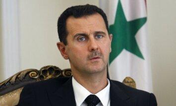 Kremlis: Asads lūdzis militāro palīdzību Krievijai