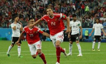 Сборная России выдала лучший старт на ЧМ и почти обеспечила путевку в 1/8 финала