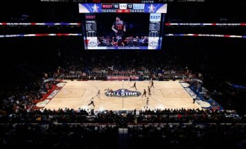 2019. gadā NBA Visu zvaigžņu spēle norisināsies Šarlotē