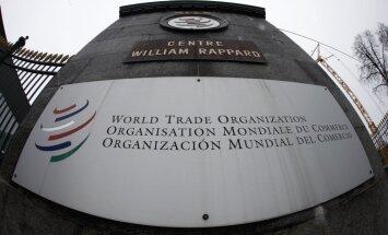 Китай попросил создать третейскую группу ВТО из-за спора о пошлинах с США
