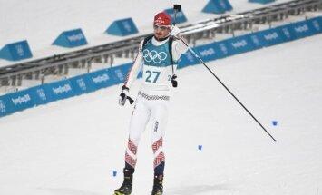 Тренер объяснил неудачу Расторгуева в масс-старте: лыжи не скользили совсем