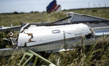 Ukrainā notriektās Malaizijas lidmašīnas lietā Nīderlandes prokuratūra izveidojusi aizdomās turamo sarakstu