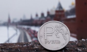 Krievija saglabā bāzes procentu likmi 11% apmērā