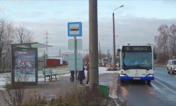 Якрин: я не слышал о планах повышения цен на общественный транспорт в Риге