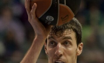 Spēle ar 'Ventspili' būs smaga, pauž 'Iberostar' basketbolists Vaskess