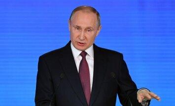 """Путин отверг причастность Москвы к крушению малайзийского """"Боинга"""""""