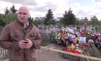 Krievijā uzieti vairāki nesen kritušu karavīru kapi