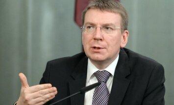 Rinkēvičs: situācija Ukrainā ir nopietni pasliktinājusies; tās attīstība ir Krievijas atbildība
