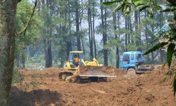 Medijs: Ķīnas 'Zīda ceļa' izbūve ir riskantākais vides projekts vēsturē