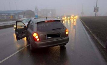 В Риге за рулем автомобиля умер мужчина