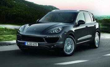Emisiju datu falsificēšana atklāta arī VW, 'Audi' un 'Porsche' trīslitru dīzeļdzinējā
