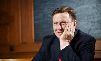 Кучинскис: СЗК победил на муниципальных выборах в целом