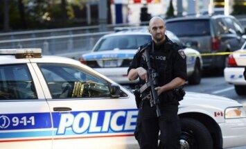 Kanādā iespējamu draudu dēļ evakuētas 60 skolas un universitātes