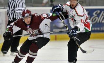 'Rīgas' hokejisti MHL regulārā čempionātu noslēdz ar uzvaru
