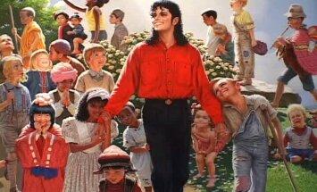 На ранчо Майкла Джексона нашли коллекцию детского порно