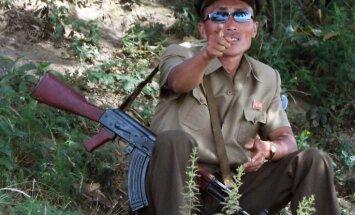 Karam pret Ziemeļkoreju būtu postošas sekas, brīdina Stoltenbergs