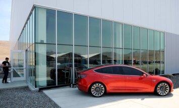 Tesla начнет массовый выпуск машин за $35 000 в сентябре