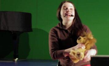 Video: Pirmizrādi piedzīvos mūzikls 'Burvis no Oza zemes'