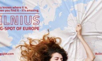 LNT: Lietuvā pirms pāvesta vizītes ažiotāžu izraisa erotiska Viļņas reklāma