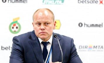 Pātelainens vīlies par Latvijas futbola izlases neizcīnīto uzvaru