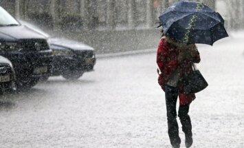 Синоптики: в четверг похолодает до +9 градусов, ожидаются дожди