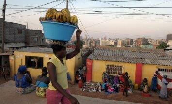 Naftas cenu jaunais upuris – Angola vēršas pēc palīdzības pie SVF