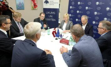 JKP noslēdz pirmo valdības veidošanas sarunu posmu