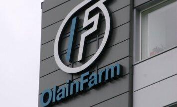 'Olainfarm' gada beigās varētu sākt eksportu uz Turciju