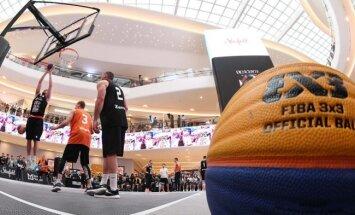 Latvijas 3x3 basketbolisti droši sasniedz sezonas otrā 'Challenger' turnīra ceturtdaļfinālu