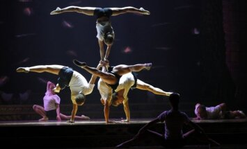Pirmizrādi piedzīvos 'Cirque du Soleil' 3D filma