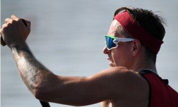 Kanoe airētājs Iļjins Rio spēlēs nepārvar pusfinālu 200 metru distancē