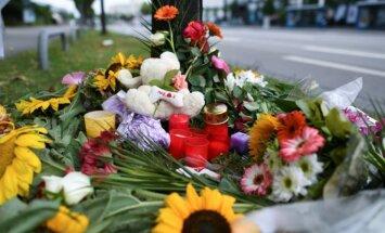 Minhenes apšaudē nogalināto vidū vairums ir ārvalstu pilsoņi