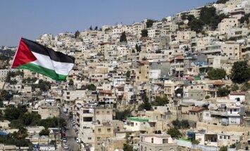 Izraēla Austrumjeruzalemē būvēs vēl 1500 kolonistu mājokļu