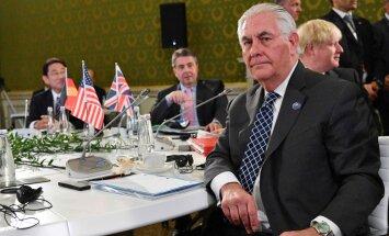 G7 noraida sankciju ieviešanu pret Krieviju un Sīriju ķīmiskā uzbrukuma dēļ
