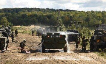 Kanādas valdība atļauj letālā bruņojuma piegādi Ukrainai