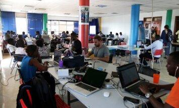 'Delfi' no Ugandas: Jaunie uzņēmēji no Āfrikas valstīm pieprasītāki par Austrumeiropas