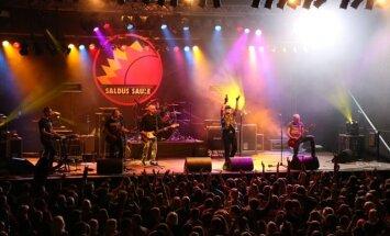 Rokfestivālā 'Saldus saule' uzstāsies 'The Sound Poets', 'Pērkons', 'Dzelzs vilks', 'Opus pro' un citi