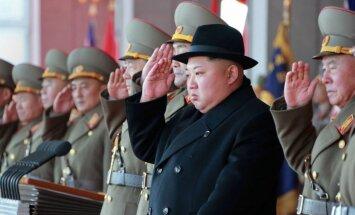 Ziemeļkoreja pēdējās ASV sankcijas dēvē par 'kara aktu'