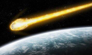 Gadu pēc Čeļabinskas meteorīta nokrišanas Zemei garām patraucies milzu asteroīds