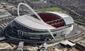 Vemblija stadions var nonākt miljardiera Šahida Hana īpašumā
