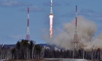 ВИДЕО: С космодрома Восточный в присутствии Путина запущена первая ракета