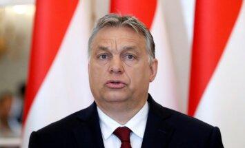Ungārijas premjerministrs kritizē 'nedemokrātiskās' rietumvalstis