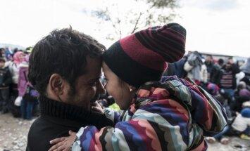 Diplomāti: Lietuva un citas reģiona valstis neatbalsta iniciatīvu par bēgļu pārcelšanu no Turcijas